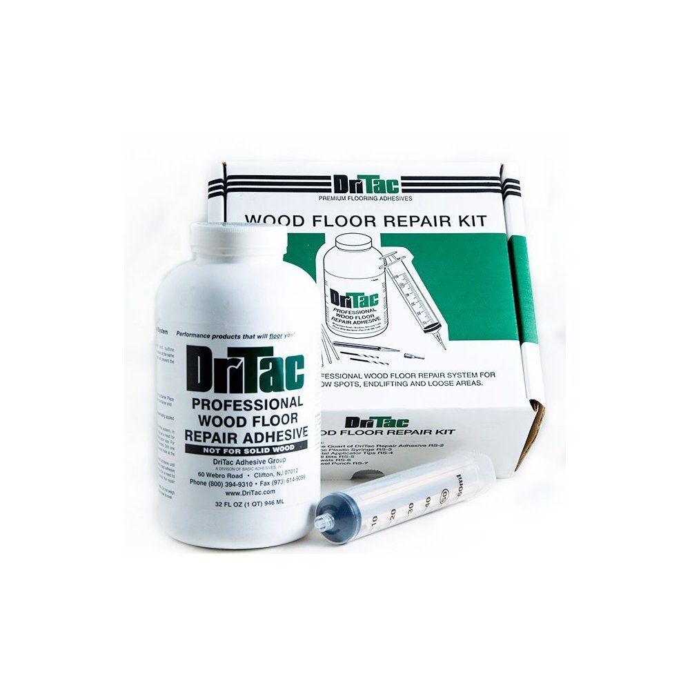 Product Review Dritac Injection Repair Kits For Engineered Solid Wood And Bamboo Floors Woodfloordoctor Com