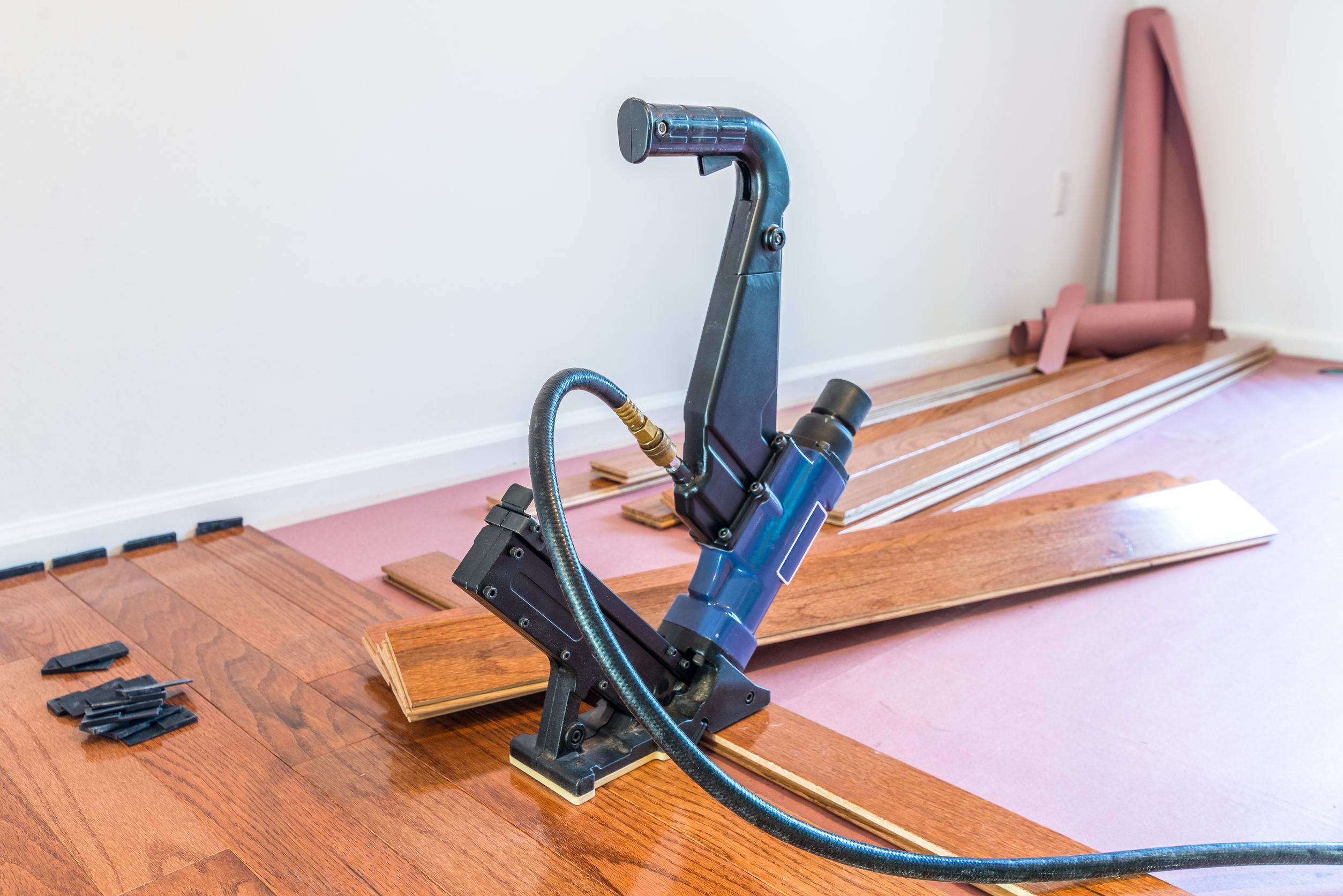 Installing Strip Flooring And Avoiding Future Squeaks