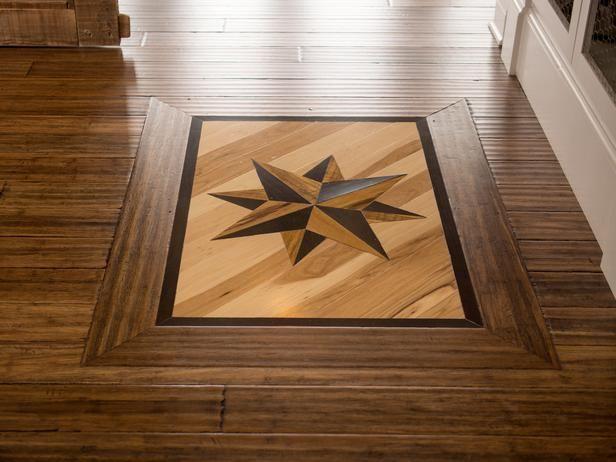 Wood Floor Medallion Woodfloordoctor Com